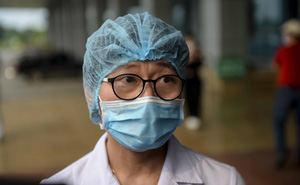Chia sẻ của nữ phó trưởng khoa Nhiễm khuẩn Tổng hợp BV Bệnh Nhiệt đới TƯ hơn 1 tháng chưa về nhà