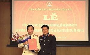 VKSND Tối cao, Ủy ban Trung ương MTTQVN bổ nhiệm nhân sự