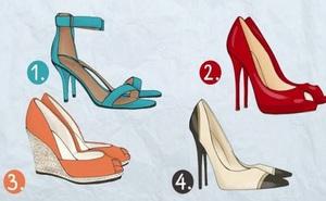 Đôi giày bạn chọn bộc lộ công việc sở trường của bạn: Người tinh tế sẽ chọn đôi số 2