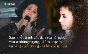 Diva, danh ca: Tranh cãi về danh xưng và đẳng cấp vươn tầm thế giới của các ca sĩ hải ngoại