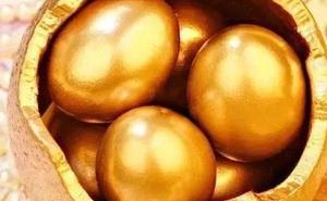 Chọn quả trứng vàng để đập, câu trả lời sẽ tiết lộ tình hình tài chính của bạn trong nửa năm tới, giàu có vượt trội hay chỉ vừa đủ