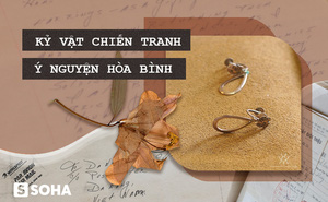 Đôi hoa tai trở về từ Mỹ sau gần 20 năm và ý nguyện của bà mẹ lính hải quân tham chiến ở Việt Nam