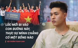"""Vô địch thế giới nhưng khóc hận vì SEA Games & góc khuất công việc tiền tỷ """"mới lạ"""" ở VN"""