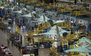Mỹ tìm kiếm sự thay thế Thổ Nhĩ Kỳ trong việc sản xuất máy bay chiến đấu F-35