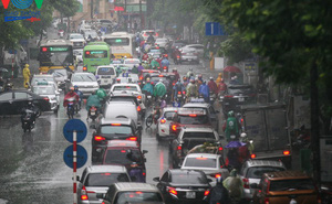 Dự báo thời tiết hôm nay: Bắc Bộ có mưa to, Nam Trung Bộ nắng nóng