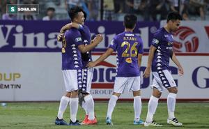 """Thắng đội hạng Nhất, HLV Hà Nội gửi lời đanh thép cho """"đại chiến"""" với HAGL ở V.League"""