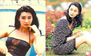 """Nhan sắc lẫy lững thời trẻ của """"Đệ nhất mỹ nhân Hong Kong"""" Trương Mạn Ngọc"""