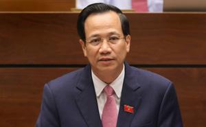 Bộ trưởng Đào Ngọc Dung: Tôi không tán thành đề xuất nghỉ lễ 5 ngày dịp Quốc khánh 2/9