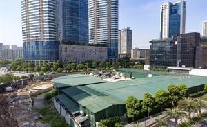Cận cảnh khu 'đất vàng' hơn 8.000m2 sử dụng sai mục đích mà Hà Nội kiên quyết thu hồi