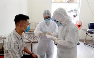 Thêm một ca bệnh Covid-19 từ Campuchia về, được cách ly tập trung ngay