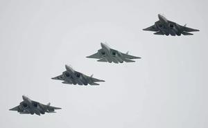 """Chuyên gia Trung Quốc bất ngờ ca ngợi Su-57 Nga là thứ vũ khí """"vượt cấp"""""""