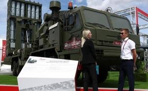 Quân đội Nga nhận hệ thống mới nhất S-350, thay S-300PS