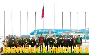 Hà Nội chào đón những du khách quốc tế đầu tiên năm 2020