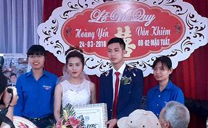 Hàng trăm đám cưới 6 KHÔNG của thanh niên Ninh Bình