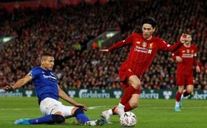 Tiền đạo Nhật Bản được khen hết lời sau màn ra mắt Liverpool