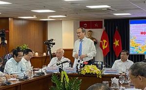 Bí thư Thành ủy TP HCM Nguyễn Thiện Nhân nói về thông báo kết luận của Ủy ban Kiểm tra Trung ương