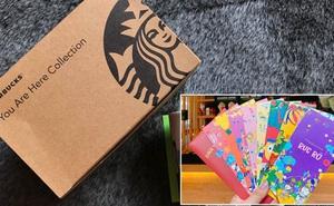 """Khách hàng phàn nàn quà tặng năm mới của Starbucks không đáng với 2 từ """"sang chảnh"""", liền bị nhân viên hãng bảo """"hai chữ sang chảnh xin phép quăng ra đường""""?"""