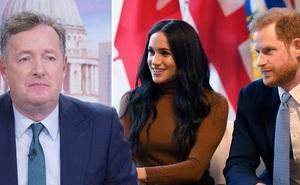 MC nổi tiếng nhất nước Anh nặng nề chỉ trích Meghan 'hết ghẻ lạnh gia đình, bạn bè mình rồi lại chia rẽ Harry với William và hoàng gia'