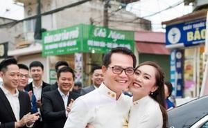 """NSND Trung Hiếu sau gần 1 năm kết hôn: """"Tôi bớt nhậu nhẹt, tụ tập hơn nhờ vợ"""""""