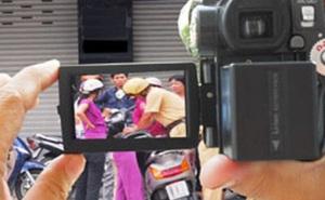 Người dân chính thức được ghi âm, ghi hình CSGT đang làm nhiệm vụ từ 15/1/2020