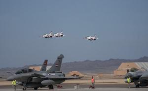 Ai Cập đưa căn cứ quân sự lớn nhất ở Biển Đỏ vào hoạt động