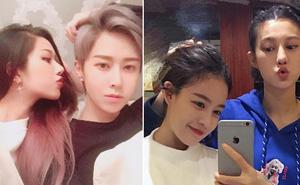 Những couple nữ - nữ đình đám nhất MXH Trung Quốc: Gái xinh đã hiếm, giờ lại yêu nhau hết thế này sao?