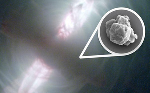 Khám phá vật chất lâu đời nhất trên Trái Đất: 'già' hơn cả Hệ Mặt Trời, tới từ một ngôi sao xa xôi khác trên một viên thiên thạch