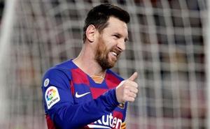"""Mừng thầy mới ra mắt, Messi """"tặng"""" ngay bàn thắng bằng vàng giúp Barcelona đòi lại ngôi đầu từ tay đại kình địch"""