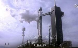 SpaceX thử nghiệm thành công nhiệm vụ giải cứu phi hành đoàn