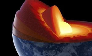Cấu tạo các lớp của Trái đất