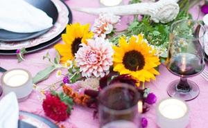 8 ý tưởng cắm hoa cho năm mới sáng bừng, rước lộc vào nhà