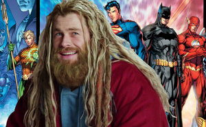 Vũ trụ DC vừa bị hủy diệt bởi kẻ thù của... King Thor?