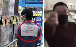 """Khủng hoảng khẩu trang từ virus Vũ Hán: Giá tăng """"phi mã"""", đánh nhau tranh cãi và nỗi lo hàng giả"""