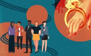 Câu chuyện của nữ nhà văn: 'Bằng cách nào tôi phát hiện vị hôn phu rụt rè của mình đã hẹn ước với 4 người phụ nữ khác?'