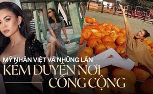 Tranh cãi mỹ nhân Việt hành động kém duyên nơi công cộng: Mâu Thủy không nhận sai, Hà Tăng - Phạm Hương liệu có 'oan'?