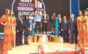 Đỗ Tú Tùng giành 6 HCV châu Á, phá kỷ lục cử tạ trẻ thế giới
