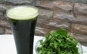 Có nên uống nước ép rau má thường xuyên?