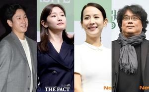 """Họp báo đầu tiên của ekip """"Ký sinh trùng"""" sau chiến thắng lịch sử ở Oscar: Park So Dam đẹp lạ, lấn át cả nữ hoàng 18+"""
