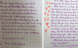 """Tâm thư xúc động của học trò Hà Nội gửi học sinh Vĩnh Phúc: """"Các bạn có thiếu gì không, chúng mình gửi lên nhé. Covid-19 sẽ đầu hàng thôi!"""""""