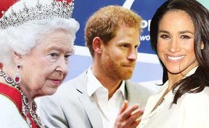Hoàng gia Anh tiếp tục đưa thông báo mới, ngày rời cung điện chính thức của Hoàng tử Harry và Meghan Markle không còn xa