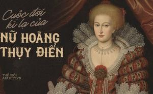 """Chuyện về Nữ hoàng Thụy Điển từng bị chồng gọi là """"bệnh hoạn"""" và đánh mất quyền nuôi dưỡng con gái độc nhất vì những việc làm kì lạ"""
