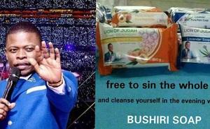 'Nhà tiên tri vũ trụ' châu Phi bị cáo buộc vì bán xà phòng có thể... rửa sạch mọi loại tội lỗi