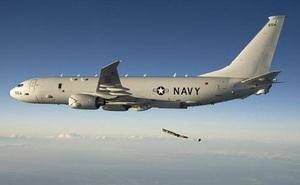 Mỹ tố Trung Quốc chiếu tia laser vào máy bay P-8A Poseidon