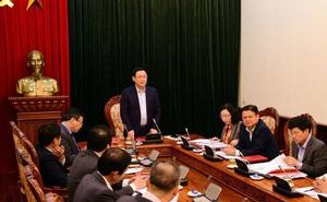 Bí thư Thành ủy Hà Nội Vương Đình Huệ: Công tác tư tưởng, tuyên giáo phải được đặt ở vị trí ngang hàng với kinh tế-xã hội