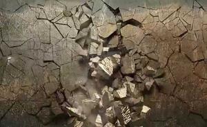 Hiện tượng khiến bê tông nổ tung khi bị nung tới 600 độ C
