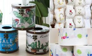 Cùng là giấy vệ sinh nhưng nhiều sản phẩm trên thế giới sẽ khiến bạn phải bất ngờ