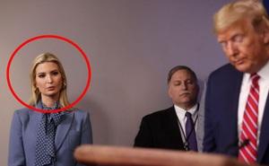 """Sau thời gian làm việc tại nhà, """"nữ thần"""" Ivanka Trump công bố kết quả xét nghiệm Covid-19 và xuất hiện với vẻ ngoài khác lạ"""