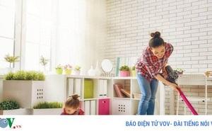 Điều bố mẹ cần lưu ý để không trở thành trung gian lây bệnh cho con