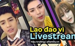 """Tuyển tập sự cố livestream """"để đời"""" của sao Việt: Noo Phước Thịnh, Erik bị lộ bí mật nhưng chưa bằng Thu Thủy rơi vào scandal nghiêm trọng"""