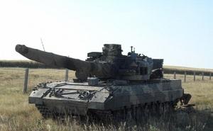 T-95 - 'cơn ác mộng' của NATO, tiền thân của siêu tăng Armata